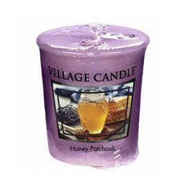 Village Candle Aromatická votivní svíčka Med a pačuli (Honey Patchouli) 57 g