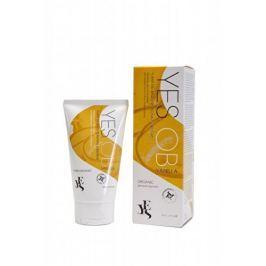 YES Intimní lubrikační gel na bázi rostlinných olejů Vanilka 80 ml
