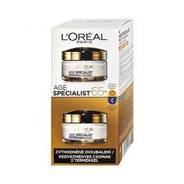 Loreal Paris Age Specialist 65+ denní krém 50 ml + noční krém 50 ml dárková sada