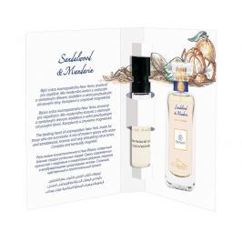 Dermacol Santalwood & Mandarin parfémovaná voda unisex 2 ml