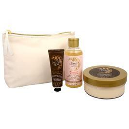 Avon péče o tělo s marockým arganovým olejem tělový krém 200 ml + hydratační olej 150 ml + krém na ruce 30 ml + taštička dárková sada