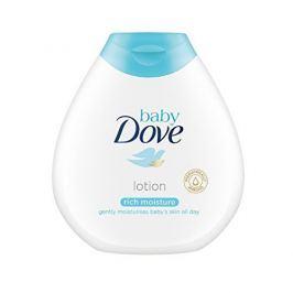 Dove Hydratační tělové mléko pro děti Baby (Rich Moisture Lotion) 200 ml 200 ml