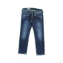 Jeans dětské Pepe Jeans   Modrá   Chlapecké   5 let