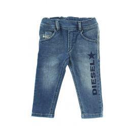 Jeans dětské Diesel   Modrá   Chlapecké   18 měsíců