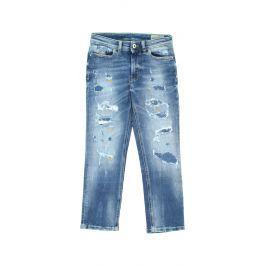 Jeans dětské Diesel | Modrá | Chlapecké | 8 let