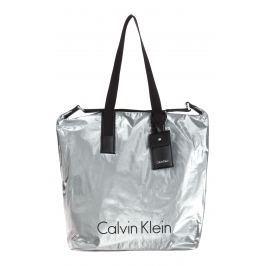 City Taška Calvin Klein   Stříbrná   Dámské   UNI
