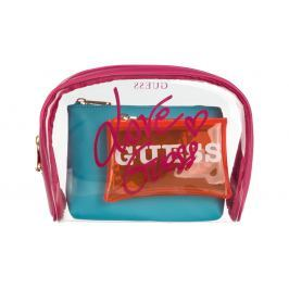 Paloma All In One Kosmetická taštička Guess | Modrá Růžová Oranžová | Dámské | UNI