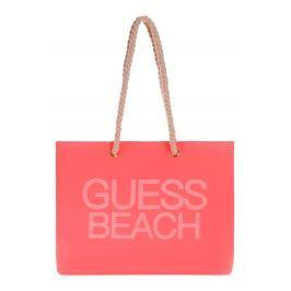 Plážová taška Guess | Oranžová | Dámské | UNI