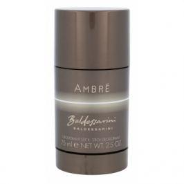 Baldessarini Ambré 75 ml deodorant deostick pro muže