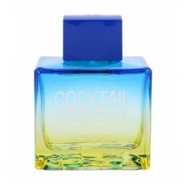 Antonio Banderas Cocktail Seduction Blue 100 ml toaletní voda pro muže