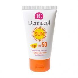 Dermacol Sun WR Sun Cream SPF50 50 ml opalovací přípravek na obličej pro ženy