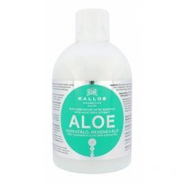 Kallos Cosmetics Aloe Vera 1000 ml šampon pro ženy