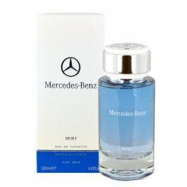 Mercedes-Benz Mercedes-Benz Sport 120 ml toaletní voda tester pro muže