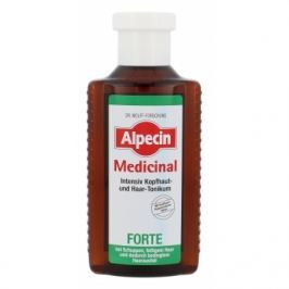 Alpecin Medicinal Forte Intensive Scalp And Hair Tonic 200 ml olej a sérum na vlasy proti lupům unisex