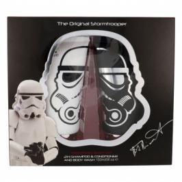 Star Wars Stormtrooper dárková kazeta šampon 2 v 1 150 ml + sprchový gel 150 ml