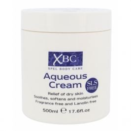Xpel Body Care Aqueous Cream SLS Free 500 ml tělový krém pro ženy