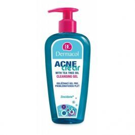 Dermacol AcneClear Cleansing Gel 200 ml čisticí gel pro ženy