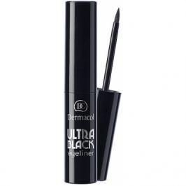 Dermacol Ultra Black Eyeliner 2,8 ml oční linka pro ženy