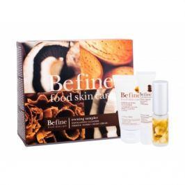 Befine Starter Course Exfoliating Cleanser dárková kazeta pro ženy pleťový peeling 44 ml + pleťová voda 15 ml + noční pleťová péče 15 ml