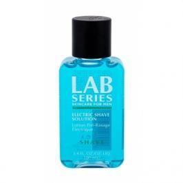 Lab Series Shave Electric Shave Solution 100 ml voda po holení pro muže