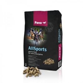 PAVO granule ALL-SPORTS - 20kg