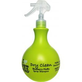 PET head šampon DRY CLEAN - 450ml