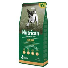 NUTRICAN dog JUNIOR - 15kg