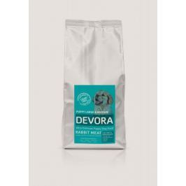 DEVORA dog GF PUPPY/rabbit - 4kg
