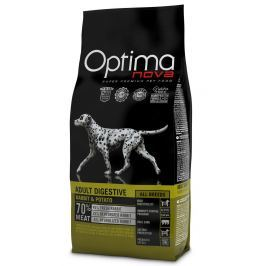 OPTIMAnova dog DIGESTIVE ADULT - 2kg Psi > Granule pro psy