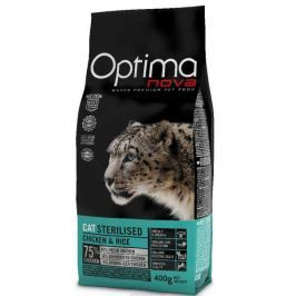 OPTIMAnova cat STERILISED - 0,4kg