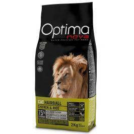 OPTIMAnova cat HAIRBALL - 0,4kg