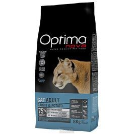 OPTIMAnova cat GF ADULT rabbit - 0,4kg
