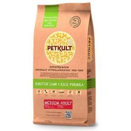 VZOREK - PETKULT dog MEDIUM ADULT lamb 80g