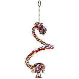 Trixie pták Houpačka bavlněné lano spirála 50 cm
