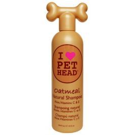 PET head šampon OATMEAL - 354ml