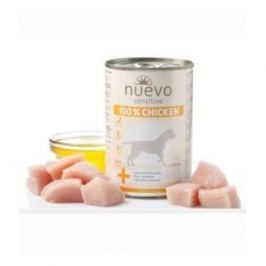 NUEVO dog konz. SENSITIVE kuřecí - 400g
