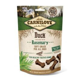 CARNILOVE dog DUCK/rosemary - 200g