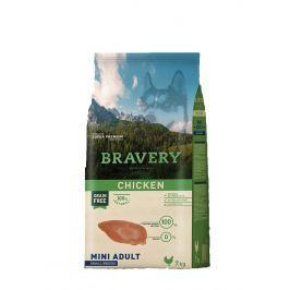 BRAVERY dog ADULT mini CHICKEN - 2 kg