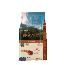 BRAVERY dog ADULT mini LAMB - 2 kg