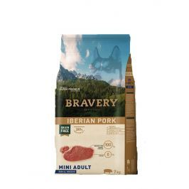BRAVERY dog ADULT mini PORK - 2 kg