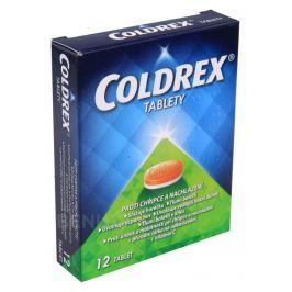 COLDREX 500MG/25MG/5MG/20MG/30MG TBL NOB 12