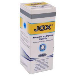 JOX 85MG/ML+1MG/ML CNC GGR 1X100ML