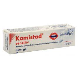 KAMISTAD SENZITIV 185MG/G+20MG/G ORM GEL 1X10G