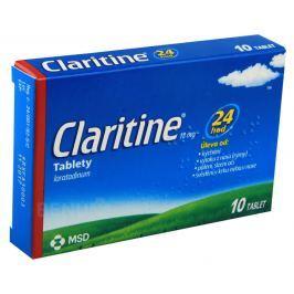 CLARITINE 10MG TBL NOB 10
