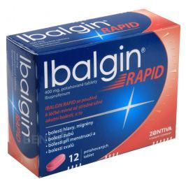 IBALGIN RAPID 400MG TBL FLM 12 I