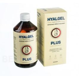 Hyalgel plus pomeranč 500ml