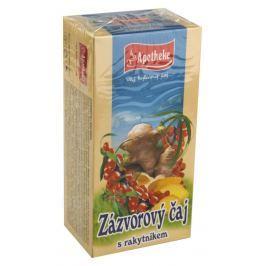 Apotheke Zázvorový čaj s rakytníkem 20x2g n.s.