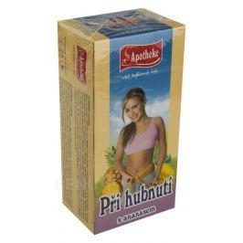 Apotheke Při hubnutí s ananasem čaj 20x1.5g