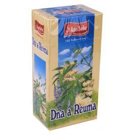 Apotheke Dna a Revma čaj 20x1.5g
