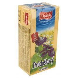 Apotheke Průduškový čaj 20x2g n.s.